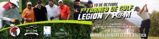 1er torneo golf legión p@m